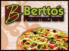 Bertto`s Pizzamacherei in Hamburg