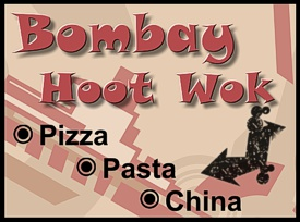Bombay Bangkok Hooot Wok in Herrenberg