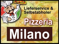Lieferservice Pizzeria Milano in Stockstadt