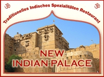 Lieferservice New Indian Palace in Freising