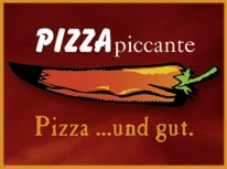 Lieferservice Pizza Piccante in Augsburg