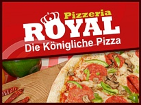 Lieferservice Pizzeria Royal in Nettetal Hinsbeck