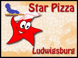 Star Pizza Ludwigsburg in Ludwigsburg